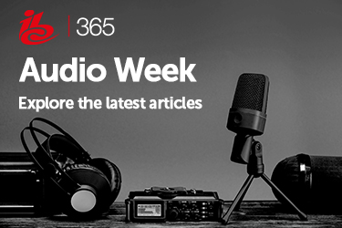 Audio week banner